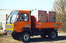Ещё грузовик