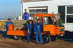 Фото Multicar 26 - грузовая платформа.