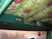 Потолок и верхняя панель
